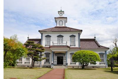 【西田川郡役所】