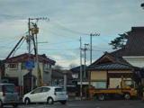 電柱移設工事2